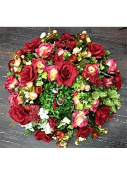 Silk Floral Roses